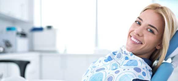 Behandling tandläkare