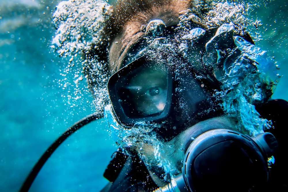 Tandvård för dykare